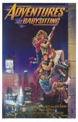 Adventures in Babysitting♥